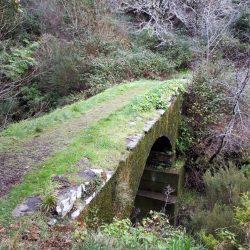 De stenen brug in Curral Jancão Brug 3