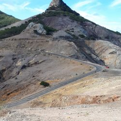 Start naar Pico Branco en Terra Cha
