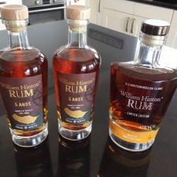 Rum van William Hinton