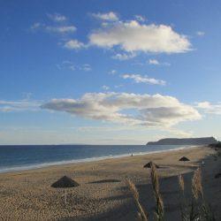 Gouden stranden van 7,5 km lengte